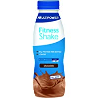 Multipower Sportsfood Chocolate Flavoured Fitness Shake 330ml Pack