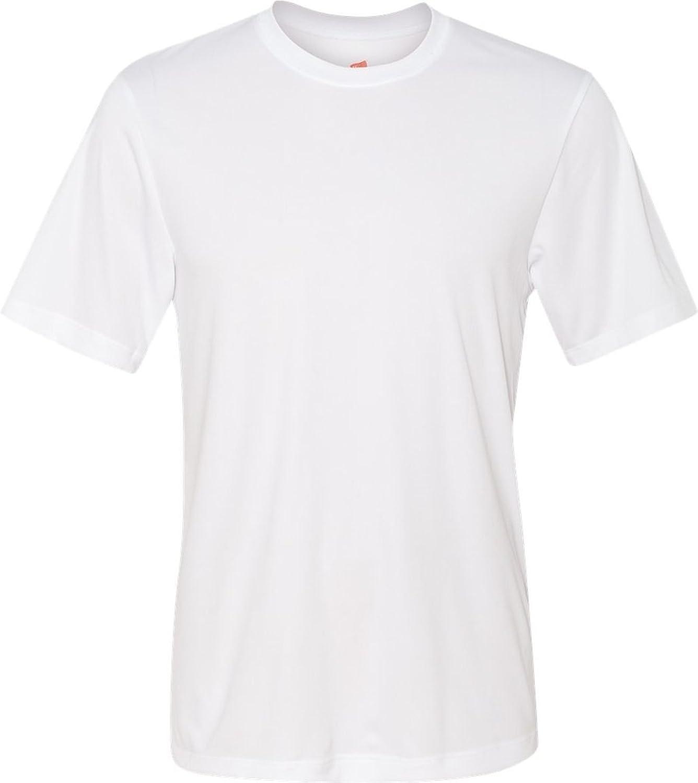Black t shirt hanes - Hanes Adult Cool Dri Performance Tee At Amazon Men S Clothing Store Fashion T Shirts