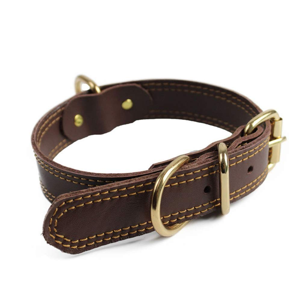 As-picture M As-picture M MISSKERVINFENDRIYUN Pet Collar, Dog Collar, Large Dog (color, Size   M)