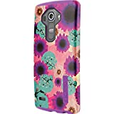 Incipio Dualpro Dual Layer Cell Phone Protection - LG G4 - Flowers - Retail Packaging