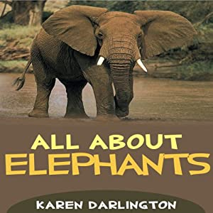 All About Elephants Audiobook