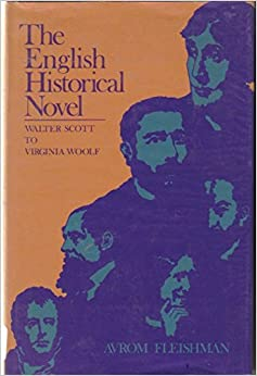 Book The English Historical Novel: Walter Scott to Virginia Woolf