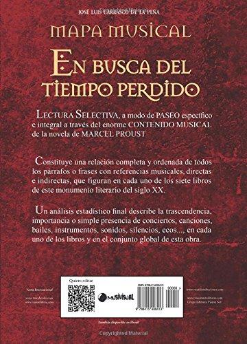 Buy Mapa Musical En Busca Del Tiempo Perdido Musivisual