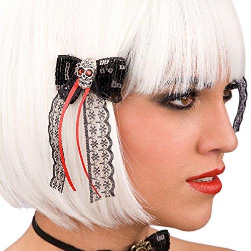 Carnival Toys 208329Halloween Metal Hair Clips/Bow]()