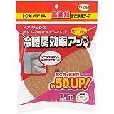 セメダイン ドア・サッシ用 高断熱すきま用テープ 広巾 ナチュラル 10mm×30mm×2m TP-525