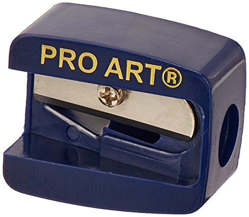 Pro Art Soft Sharpener- (Pencil Lead Charcoal)