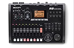 Zoom R8 Multitrack SD Recorder Controller and Interface (International Version - No Warranty)