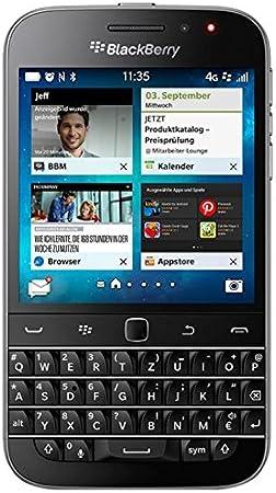 Blackberry Classic Smartphone 8 9 Cm Schwarz Elektronik