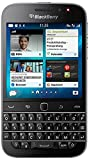 Blackberry Classic Q20 SQC100-1 - QWERTZ Keypad - Factory Unlocked, International Version - Dark Black