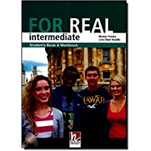 For Real. Intermediate Student´s Book And Workbook (+ CD-ROM)