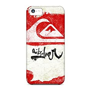 Zheng caseSnap-on Quiksilver Case Cover Skin Compatible With Iphone 5c
