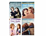 Grace and Frankie: The Complete Series Seasons 1-4 (DVD, 12-Disc Box Set)