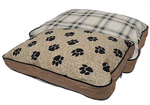 MyPillow Pet Beds, Large, Tan by MyPillow Inc