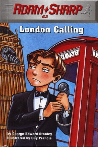 Adam Sharp #2: London Calling (Guys Easter Basket)