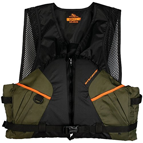 Stearns 2000013805 PFD 2220 Cmft Fishing Med Grn