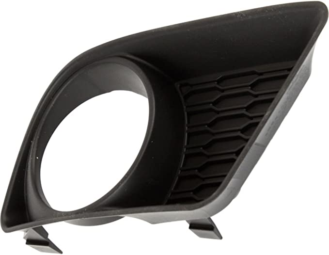 //SE//SXT Models R//T Fog Light Cover for Dodge Charger 11-14 Left Black