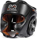 Rival Traditional Training Headgear, Black, X-Large