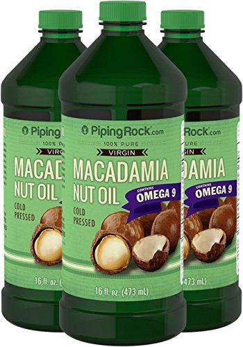 Piping Rock Macadamia Bottles Pressed