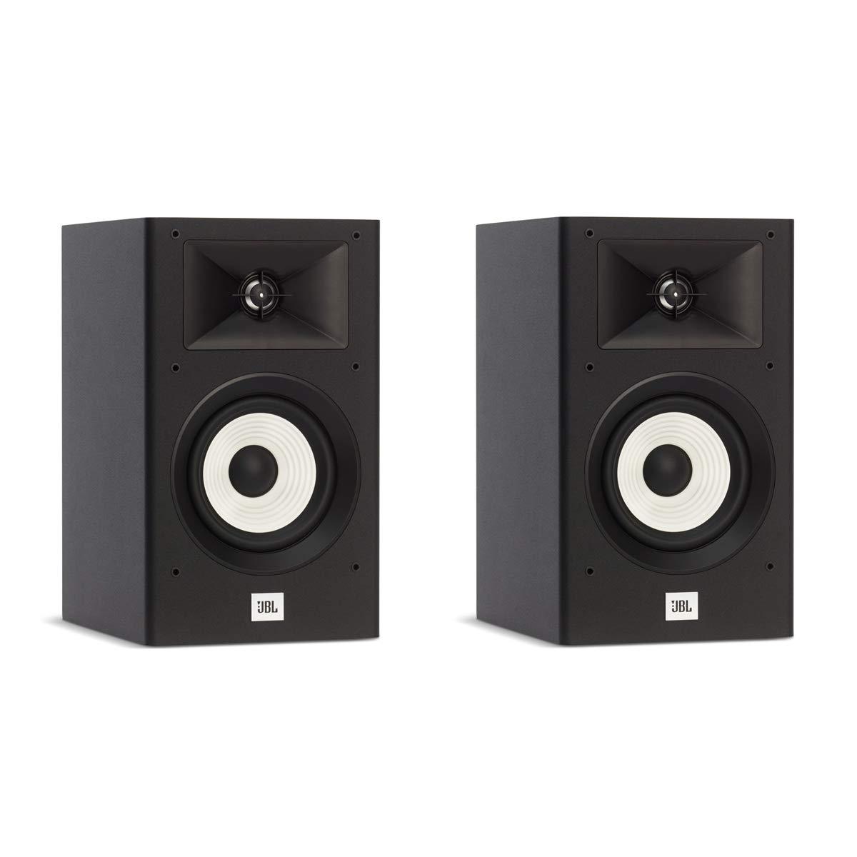 JBL Stage A120 (Black) Bookshelf Speakers (Pair)