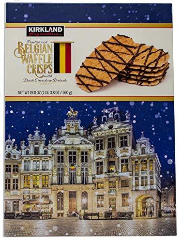 Kirkland Signature Traditional Belgian Waffle