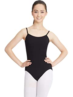 a42a26783591 Amazon.com: Capezio Women's High-Neck Tank Leotard: Clothing