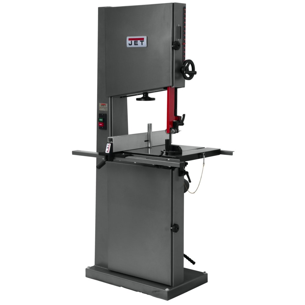 "JET 18"" 1 HP 1-Phase Metal/Wood Vertical Bandsaw - Power Metal Band Saws -  Amazon.com"