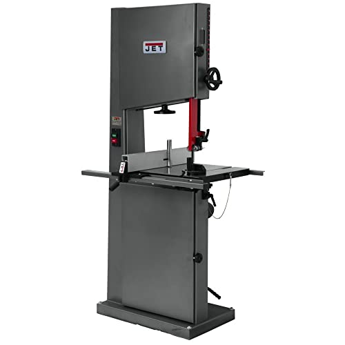 JET 18 1 HP 1-Phase Metal Wood Vertical Bandsaw