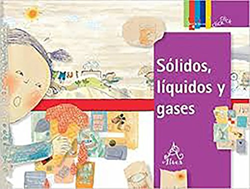 Price comparison product image Sólidos, líquidos y gases / Solids, Liquids, and Gases (Click Click: Ciencia Básica / Basic Science) (Spanish Edition)