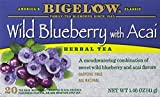 Best Acais - Bigelow Tea Wild Blueberry with Acai Herb Tea Review