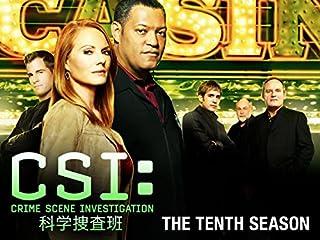 CSI:科学捜査班 シーズン 10