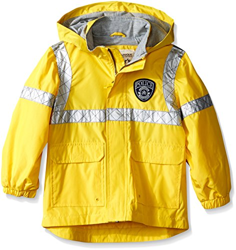 Best police raincoat with hood