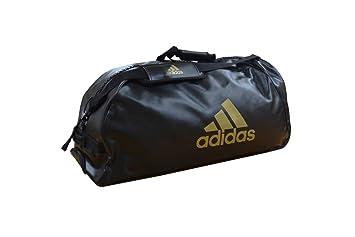 8fb3e8bc6b adidas - Sac de Sport à roulettes Noir Or: Amazon.fr: Sports et Loisirs