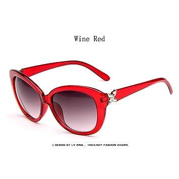 COOLEYE Gafas de Sol Gafas De Sol con Montura Ovalada Retro ...