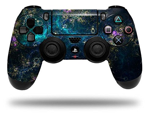 Copernicus 07 - Decal Style Wrap Skin fits Sony PS4 Dualshock Controller (CONTROLLER NOT INCLUDED) by WraptorSkinz (Ps4 Controller Wrap compare prices)