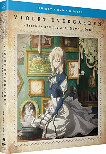 Violet Evergarden I: Eternity and the Auto Memory Doll – Movie [Blu-ray]
