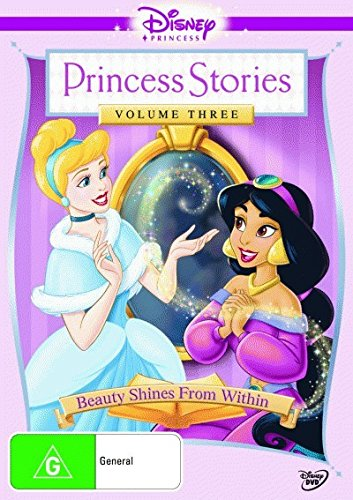 Disney Princess Stories: Volume 3 - Beauty Shines from Within [DVD] [NON-USA Format, PAL, Region 4 Import - Australia] [2006]