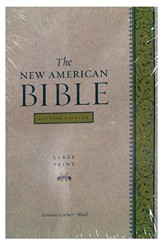 The New American Bible Revised Edition, Large Print Edition pdf
