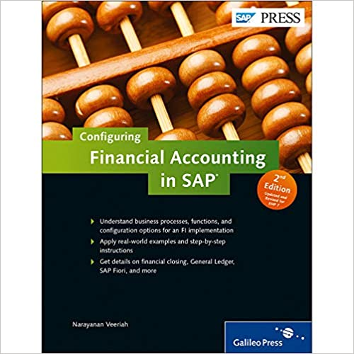 Configuring Financial Accounting in SAP (2nd Edition) (SAP PRESS