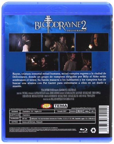 Amazon.com: Bloodrayne Ii: Deliverance (Blu-Ray) (Import ...