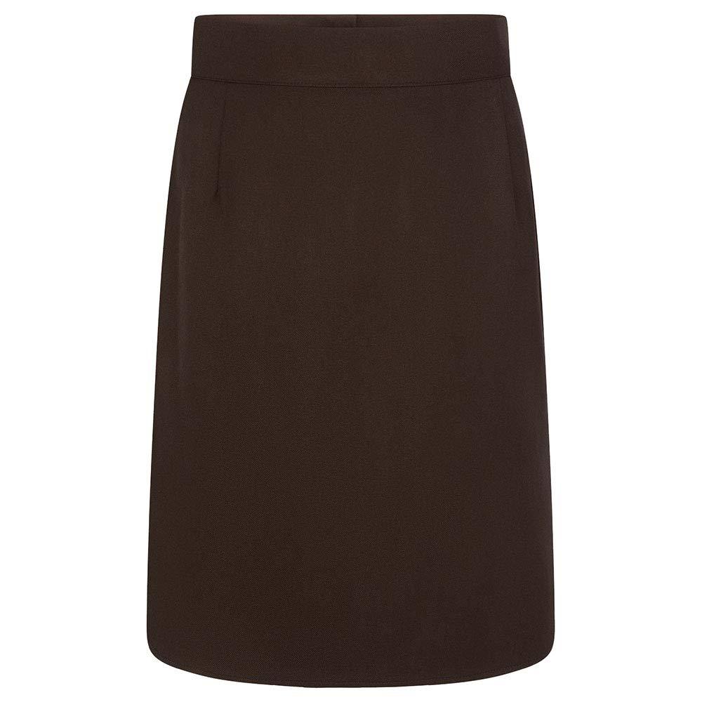 Zeco School Uniform Girls Pencil Skirt