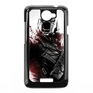 HTC One X Cell Phone Case Black Destiny LSO7880262
