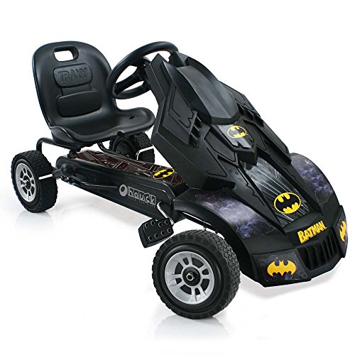 51iX70pbxsL - Hauck Batmobile Pedal Go Kart