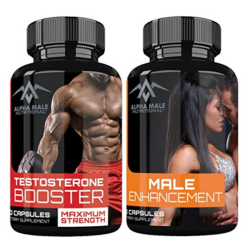 Testosterone Booster Alpha Male Enhancement