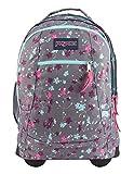JanSport Driver 8 Rolling Backpack (Spring Meadow)