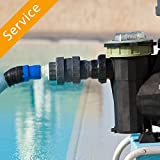 Pool Pump Installation - Replacement