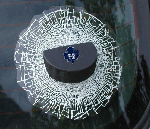 NHL Toronto Maple Leafs Sportz Splatz (Window Splatz Sportz)