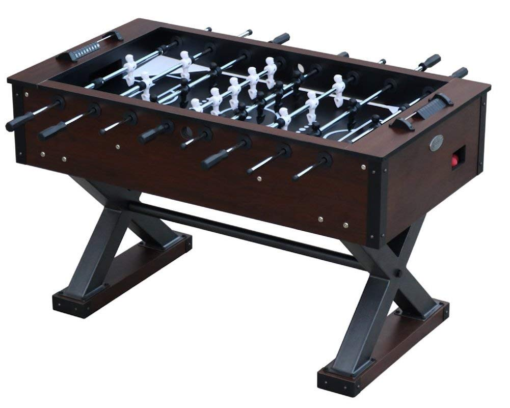 Berner Billiards The X-Treme Foosball Table in Walnut