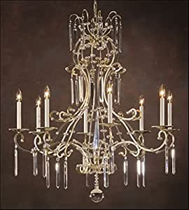 Decorative Crafts 7919 Crystal Chandelier