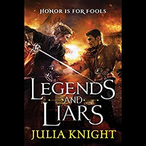 Legends and Liars Audiobook