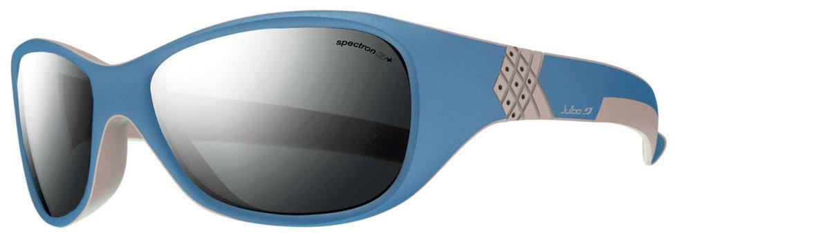 d44f3e05c0 Amazon.com   Julbo Solan Junior Sunglasses - Spectron 3+ - Blue Gray   Kids  Sungalsses   Sports   Outdoors